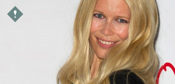 Adoptez la crinière de Claudia Schiffer