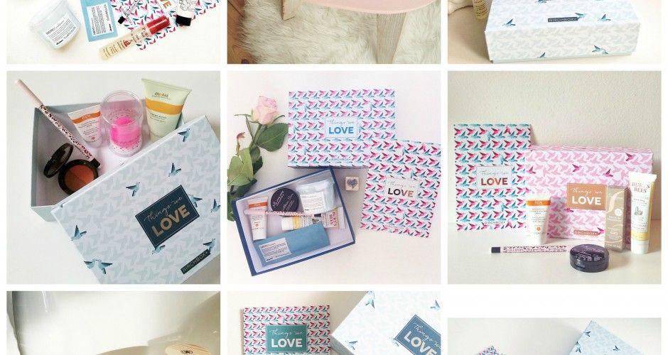 Birchbox de février – Things we love : Vos impressions