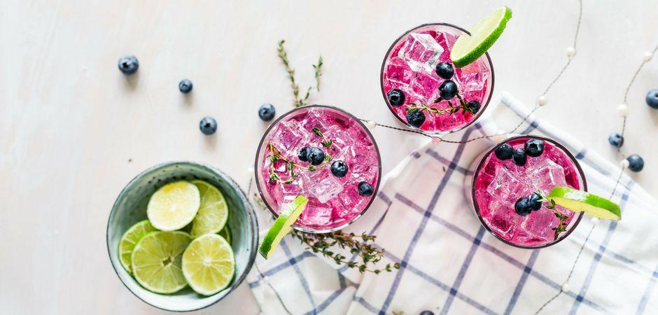 Nos pink cocktails de l'été