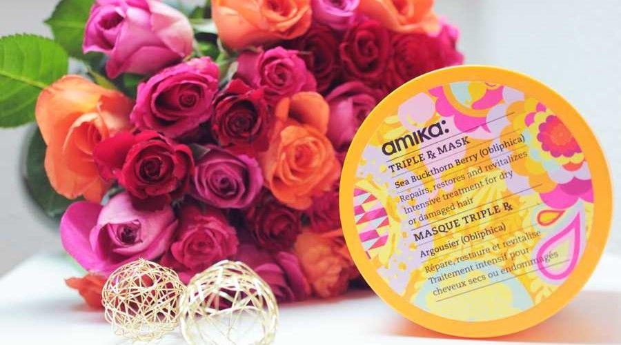 Les blogueuses ont testé le masque cheveux Triple Rx Amika