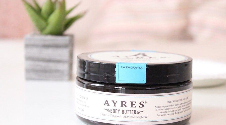 Les blogueuses ont testé le Body butter Patagonia Ayres