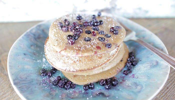 Des pancakes sains et gourmands – Birchbox Challenge