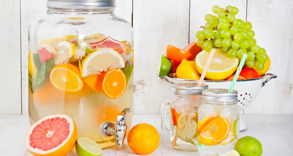 Les aliments boosteurs d'hydratation