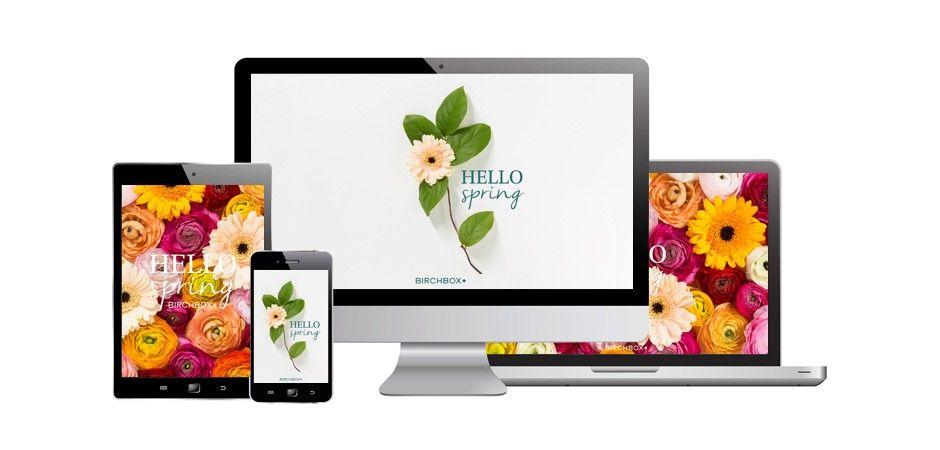 Hello Spring – Vos fonds d'écran du printemps