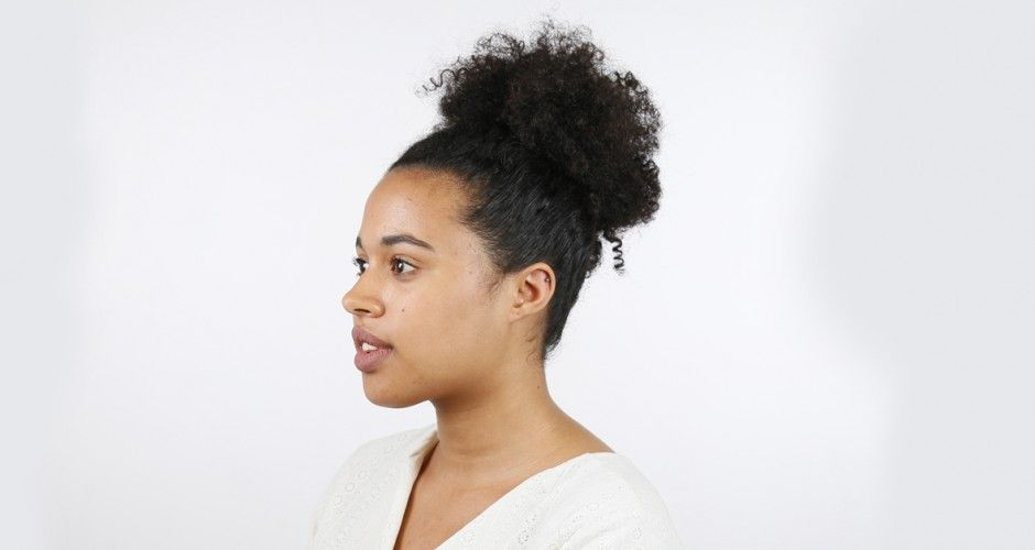 STEP BY STEP : L'afro puff
