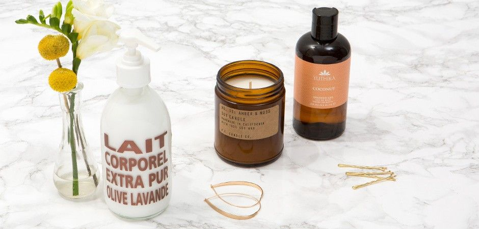 10 indispensables pour une jolie salle de bains