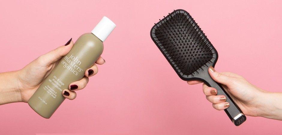 7 gestes à bannir quand on se brosse les cheveux