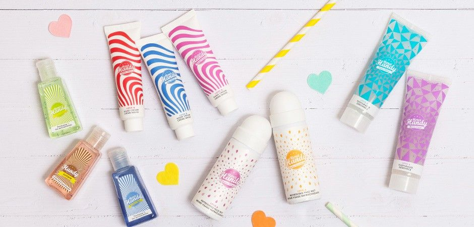 La minute Flower Power Beauty par Merci Handy