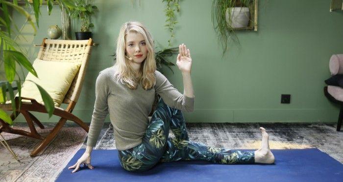 Votre minute Yoga spéciale renouveau
