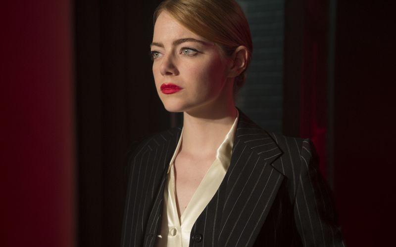 Look : Emma Stone dans La La Land
