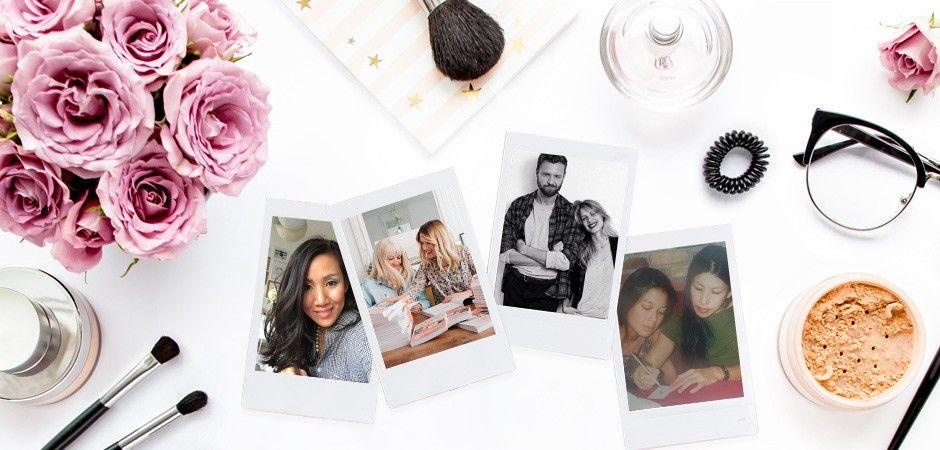 Les femmes inspirantes de Fred, Mai, Sophie et Margot