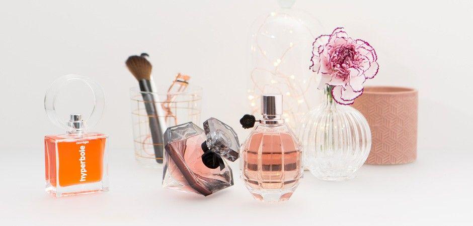Trouvez (enfin) votre parfum !