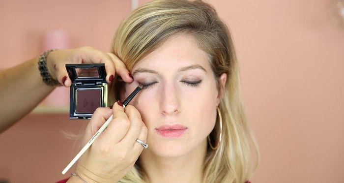 Un make-up de fête qui en jette