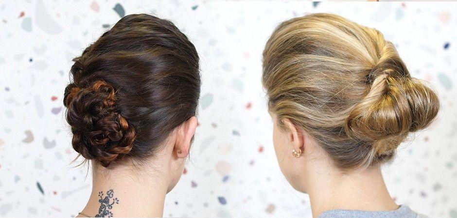 2 jolies coiffures soignées pour votre nouveau job