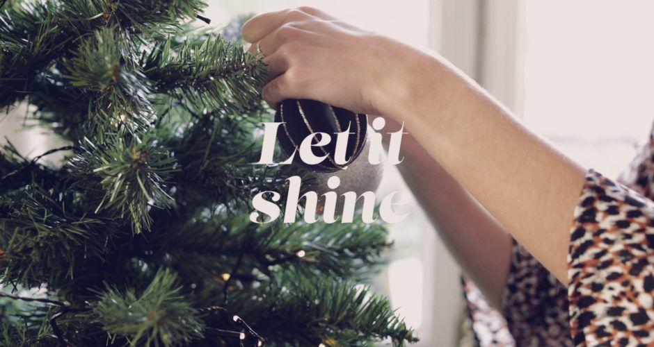 Teasing décembre 2018 : Let it Shine !