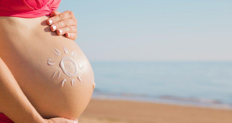 Quels solaires utiliser pendant la grossesse ?