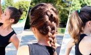 5 façons de se coiffer pour faire du sport