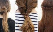 3 coiffures de printemps