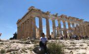 Une semaine à Athènes avec Camille